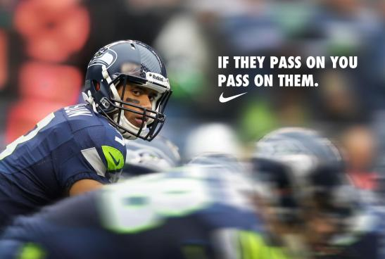russell wilson nike ad