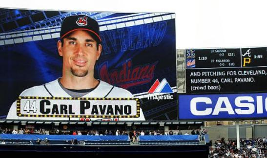 Who can forget the day the Yankee fan's hatred of Carl Pavano was closed captioned for the hearing impaired?