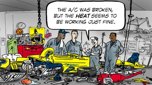 pacers heat cartoon