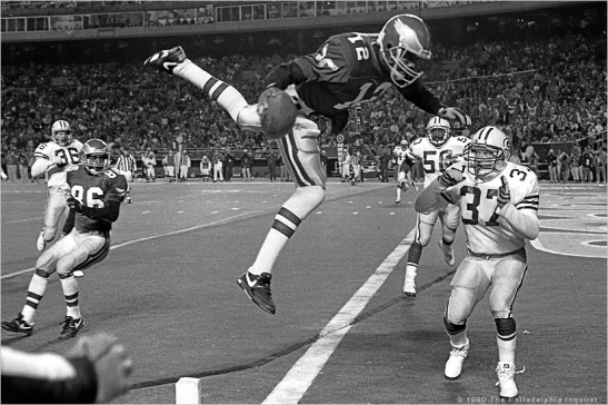 randall cunningham flying