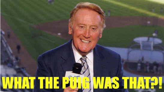 vin scully puig meme