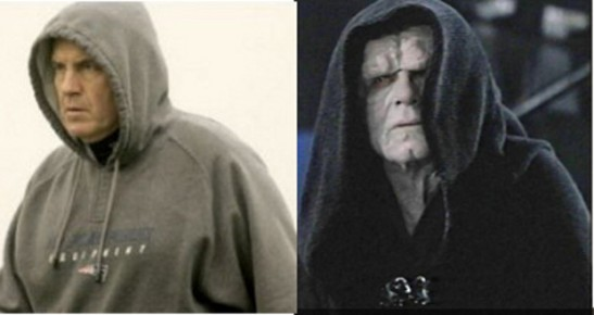 Emperor Palp-a-chick: Responsible for blowing the shit out of Alderaan, but Aaron Hernandez is not his fault.