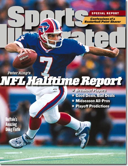 doug flutie si cover