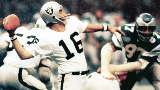 jim plunkett vs eagles