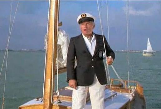 """Even though he drove a Rolls-Royce, Judge Smails bank account was about 4 """"zeroes"""" short of """"America's Cup-level"""" money."""