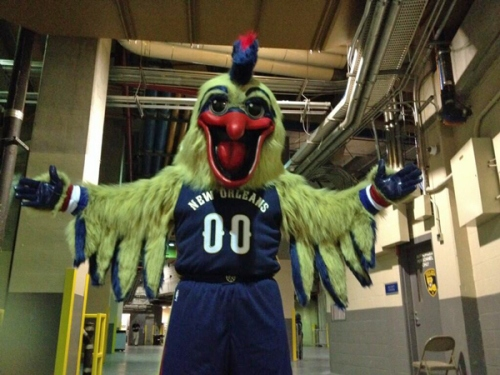 pierre the pelican