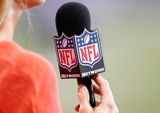 nfl network microphone