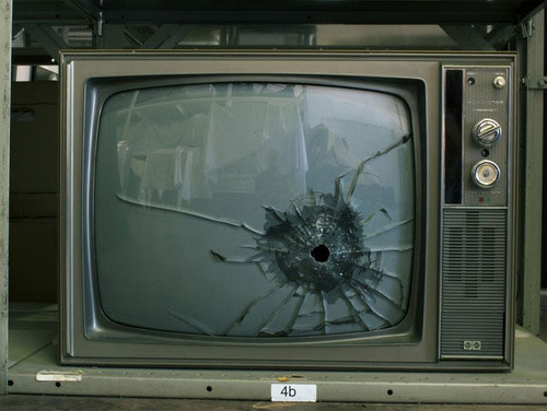 There's no truth to the rumor that Elvis shot his television because he was forced to watch Thursday Night Football.
