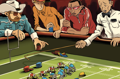 fantasy football gambling