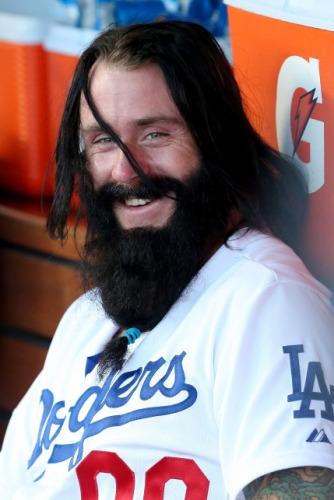 NLCS - St Louis Cardinals v Los Angeles Dodgers