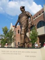 bowden statue