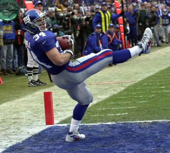 Even Giants fans don't remember this guy.