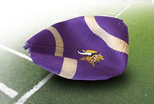 viking football deflated