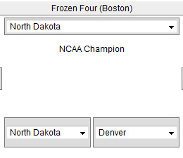 Frozen Four Final 2015