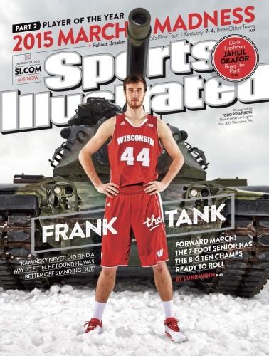 frank the tank kaminsky