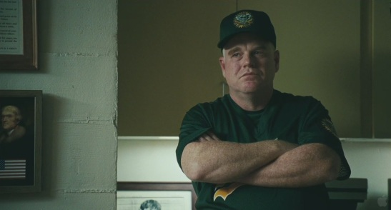 Phillip Seymour Hoffman is dead. So are the A's.