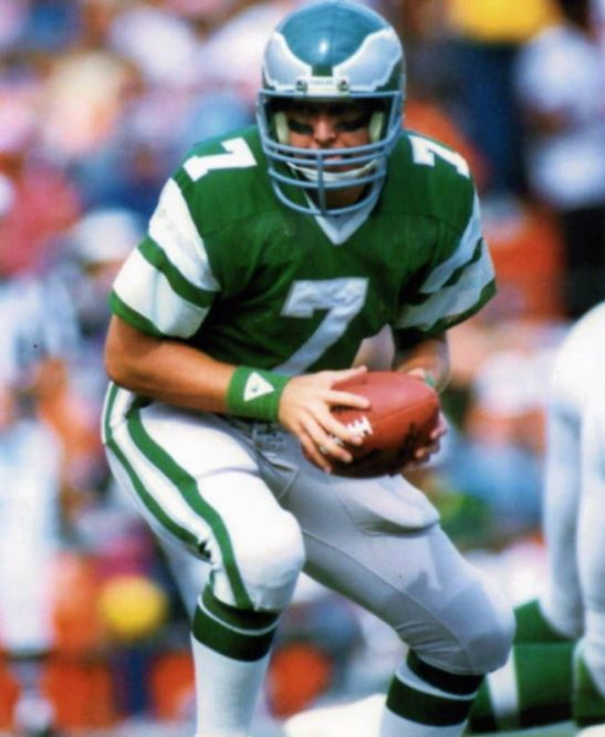 ron jaworski philadelphia eagle