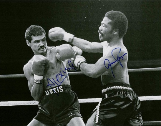 aaron pryor alexis arguello