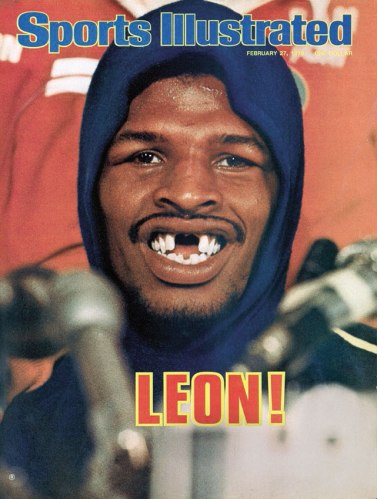 leon spinks si cover