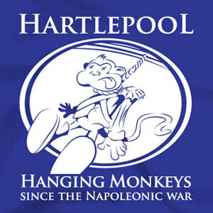 hartlepool monkey hangers