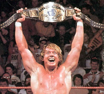 roddy piper with belt