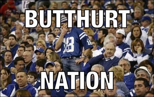 colts butthurt nation