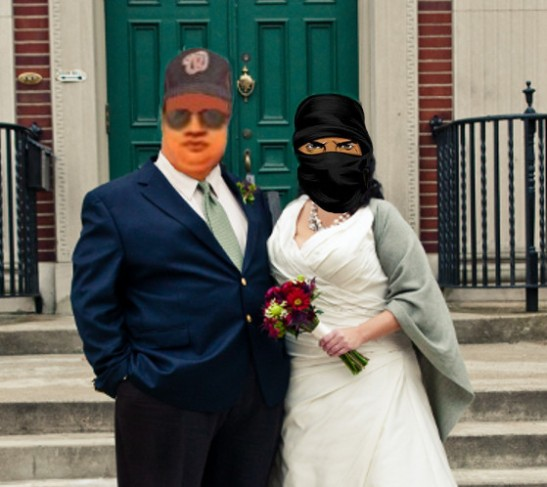 jdub marries a terrorist