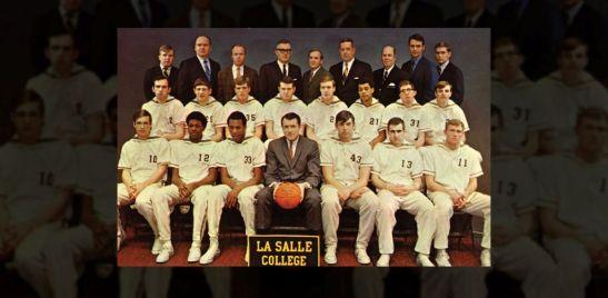 lasalle basketball 1968