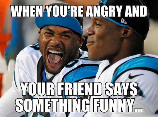 cam newton angry meme