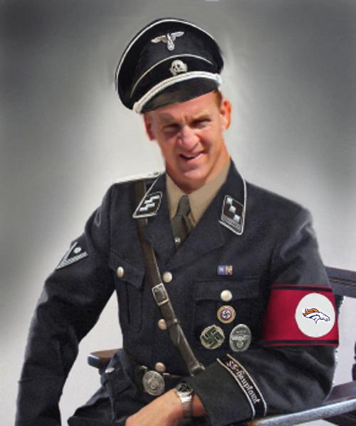 peyton manning nazi