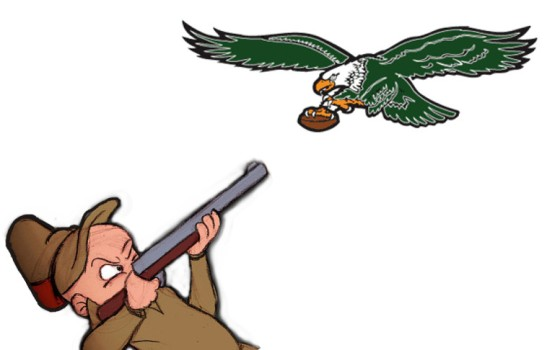 elmer fudd philadelphia eagles
