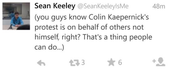 sean keeley tweet