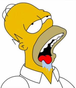 Mmmmmmm...pork ribs!
