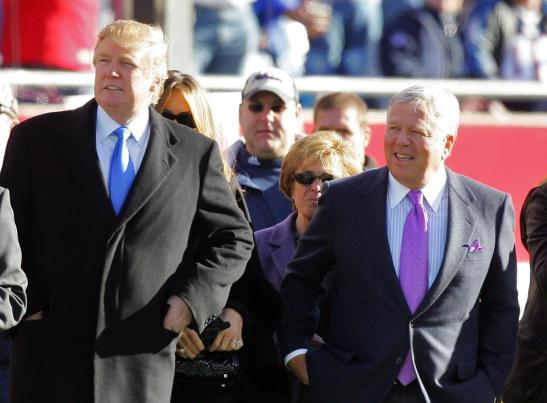 donald-trump-robert-kraft