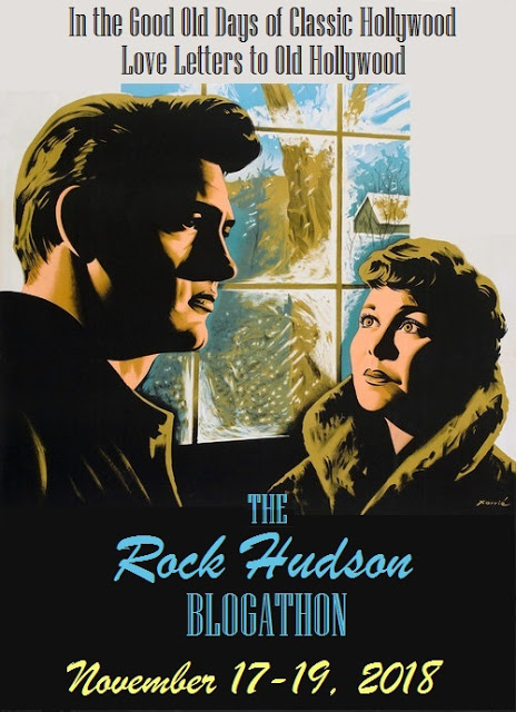 Rock Hudson blog-a-thon