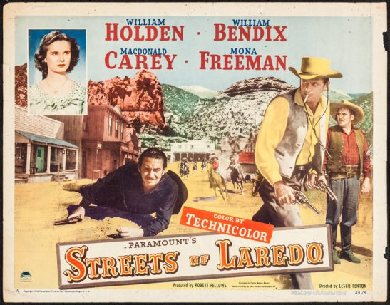 """d9458a3dbd Sports Analogies Hidden In Classic Movies – Volume 37: """"Streets of Laredo"""""""