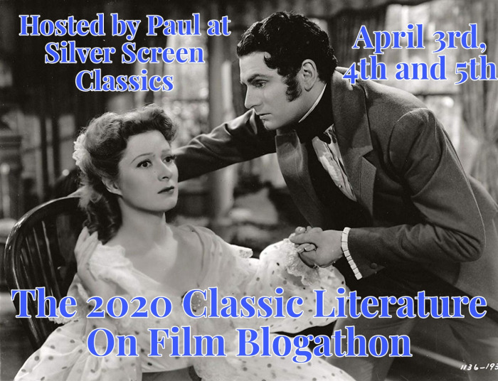 classic literature on film blogathon